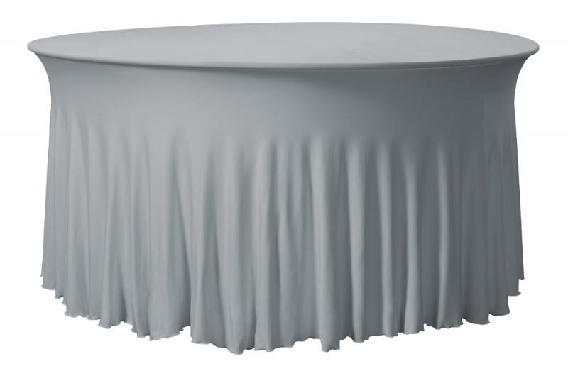 tischhusse grandeur rund easy jersey f r 150 bis 180 cm durchmesser hussen. Black Bedroom Furniture Sets. Home Design Ideas